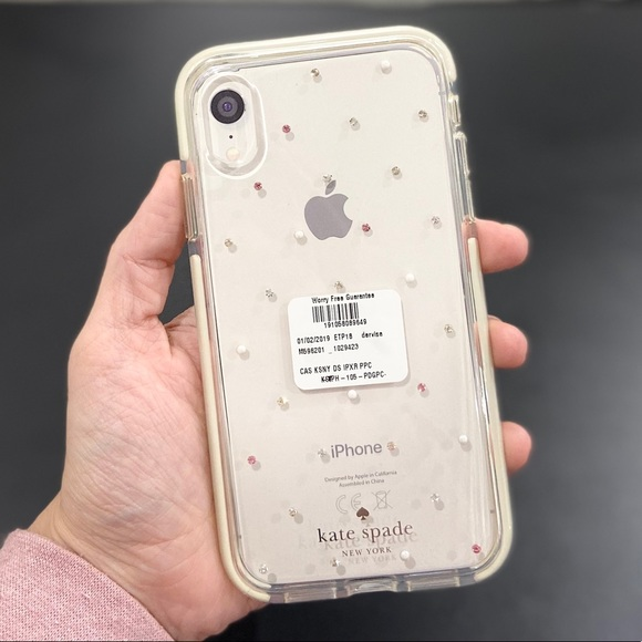 kate spade Accessories - Kate Spade Defensive Hardshell iPhone XR Case
